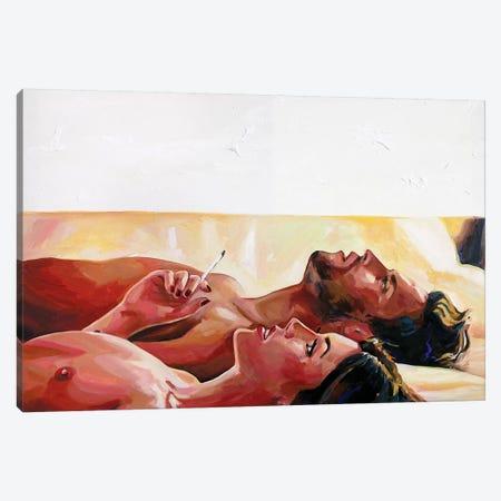 Ans What? Canvas Print #SRB93} by Sasha Robinson Canvas Wall Art