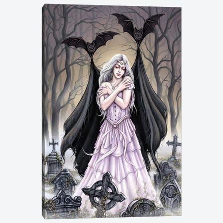 Night's Embrace Canvas Print #SRC36} by Sarah Richter Canvas Art