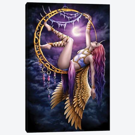 Aerial Angel Canvas Print #SRC3} by Sarah Richter Art Print