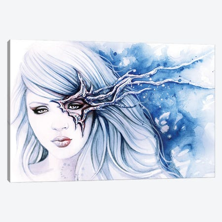 Sevania Canvas Print #SRC40} by Sarah Richter Canvas Artwork