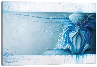 Traumfaenger Canvas Art Print