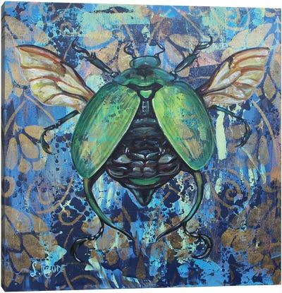 John Beetle Canvas Art Print