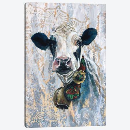 Moochelle, My Belle Canvas Print #SRD4} by Suzanne Rende Canvas Print