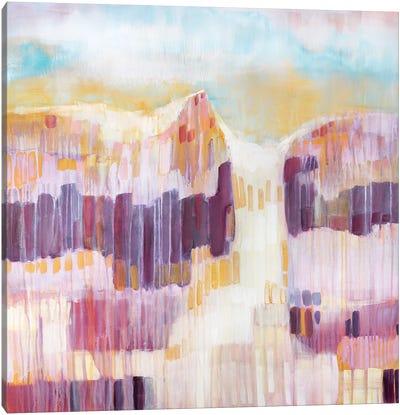 Terre Cotta Dunes II Canvas Art Print