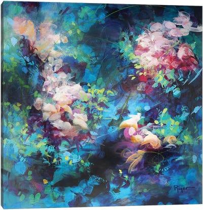 Adorned  Canvas Art Print
