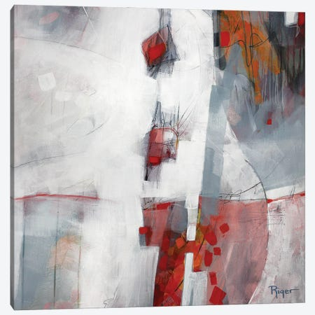 Winter Blanket Canvas Print #SRG28} by Sue Riger Canvas Artwork