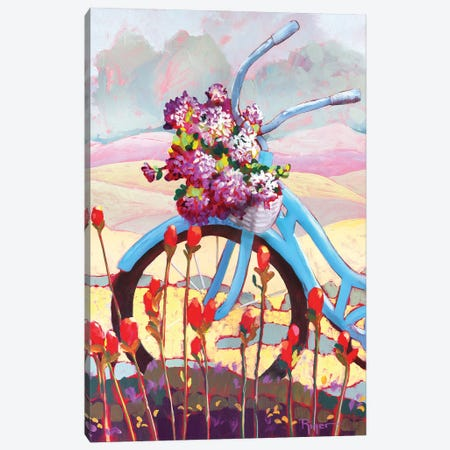 What A Day For A Daydream Canvas Print #SRG36} by Sue Riger Canvas Art