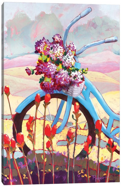 What A Day For A Daydream Canvas Art Print