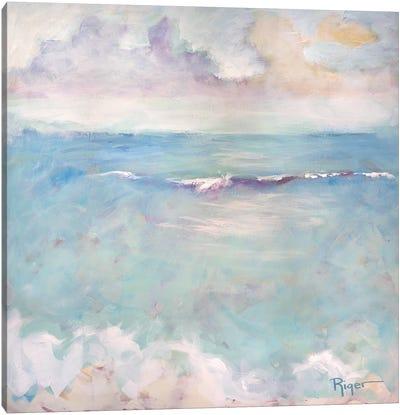 A Day at the Beach III Canvas Art Print