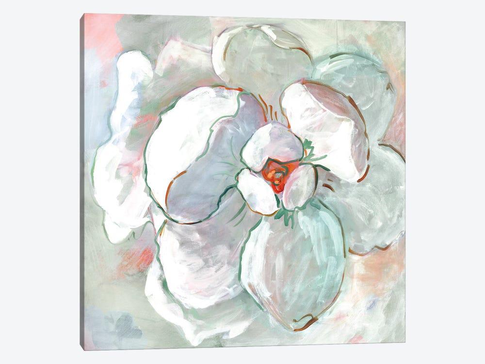 Contemporary Floral I by Sue Riger 1-piece Canvas Print