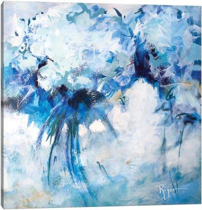 Hydrangeas on My Mind I Canvas Art Print