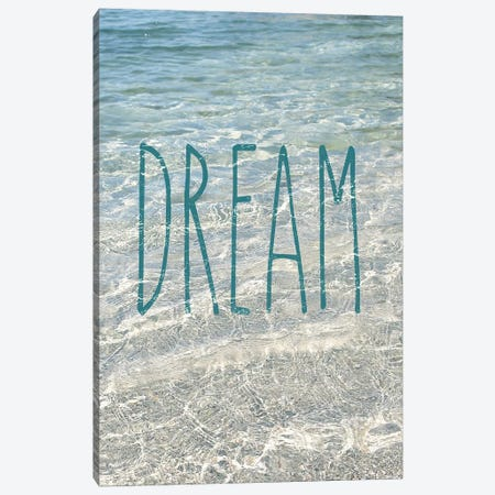 Dream Canvas Print #SRH11} by Sarah Gardner Canvas Wall Art