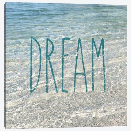 Dream In The Ocean Canvas Print #SRH13} by Sarah Gardner Canvas Art