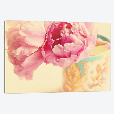 Elegant Vase Canvas Print #SRH17} by Sarah Gardner Canvas Art Print