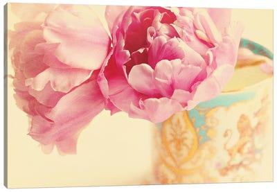 Elegant Vase Canvas Art Print
