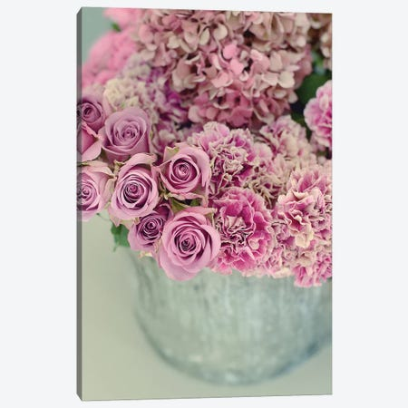 Full Of Beauty Canvas Print #SRH19} by Sarah Gardner Canvas Wall Art