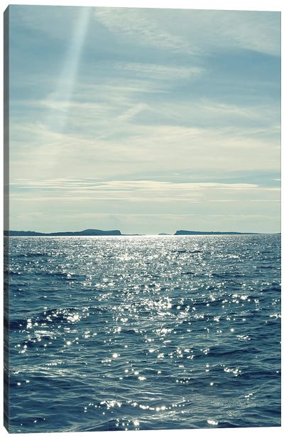 North Eastern Coastal I Canvas Art Print