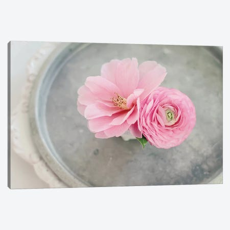 A CaptIVating Pair Canvas Print #SRH2} by Sarah Gardner Canvas Art