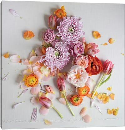 Fresh Bloom Canvas Art Print