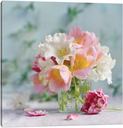 Petite Bouquet Canvas Art Print