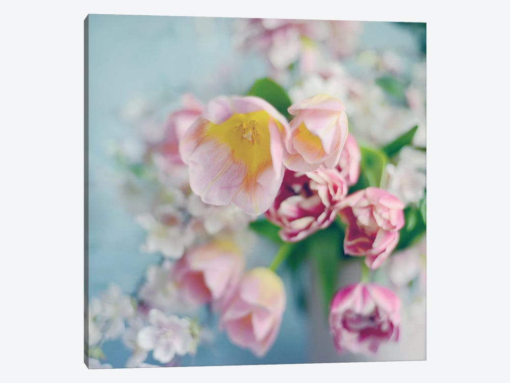 Pulled from the Garden I by Sarah Gardner 1-piece Canvas Artwork