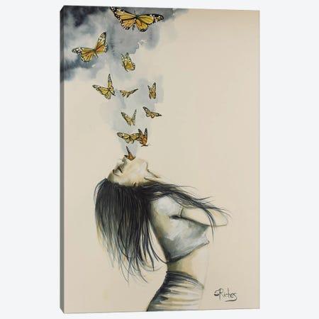 Change Canvas Print #SRI13} by Sara Riches Art Print