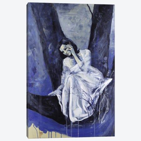 Come Find Me Canvas Print #SRI14} by Sara Riches Canvas Wall Art