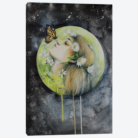 Feel It Canvas Print #SRI23} by Sara Riches Canvas Wall Art