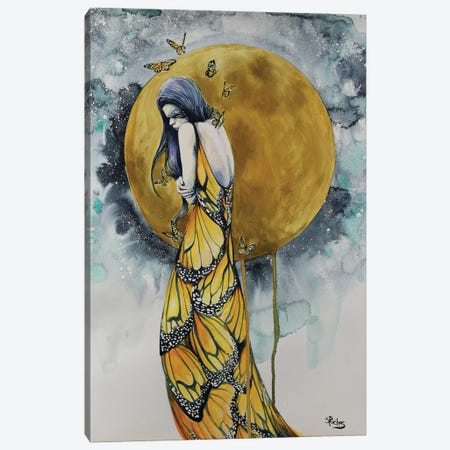I've Changed Canvas Print #SRI38} by Sara Riches Canvas Print