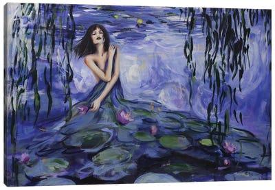 Lilly Canvas Art Print