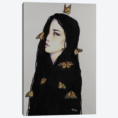 Believe Canvas Print #SRI6} by Sara Riches Canvas Artwork