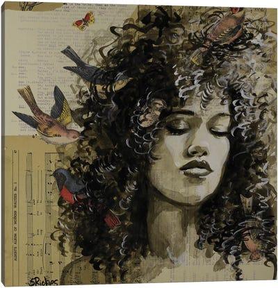 Dreamer Birds Canvas Art Print