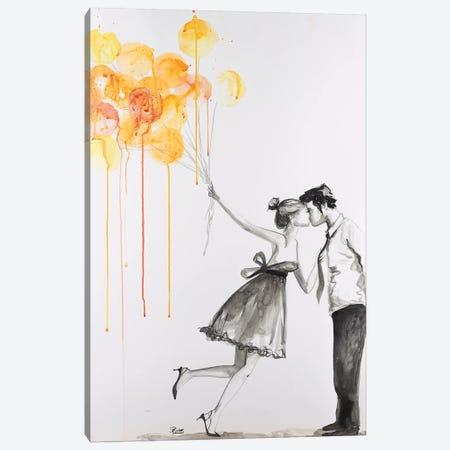 Love Like This Canvas Print #SRI84} by Sara Riches Art Print