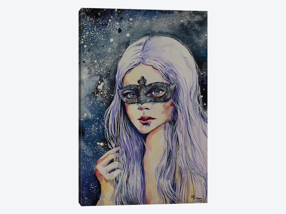 Star Gazer by Sara Riches 1-piece Canvas Art Print