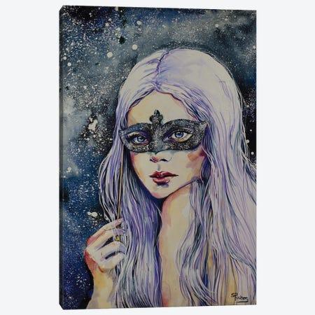 Star Gazer Canvas Print #SRI89} by Sara Riches Canvas Art