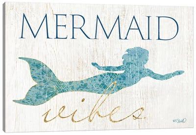 Mermaid Wishes Canvas Art Print