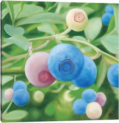 Summer Harvest Canvas Art Print