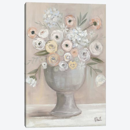 Floral Bouquet Canvas Print #SRL24} by Kate Sherrill Canvas Artwork