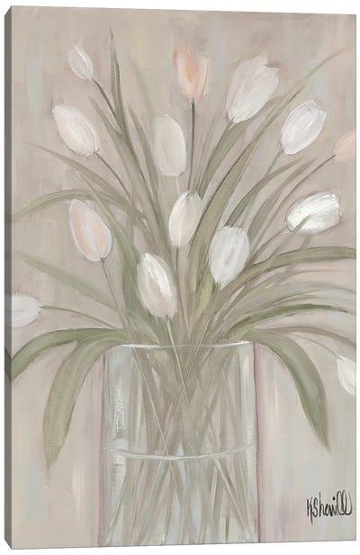 Tulip Bouquet Canvas Art Print