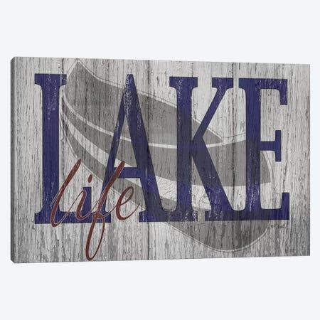 Lake Life Canvas Print #SRL29} by Kate Sherrill Canvas Print