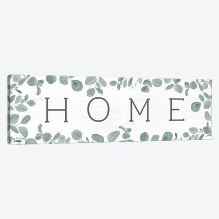 Home Eucalyptus I Canvas Print #SRL40} by Kate Sherrill Canvas Art Print