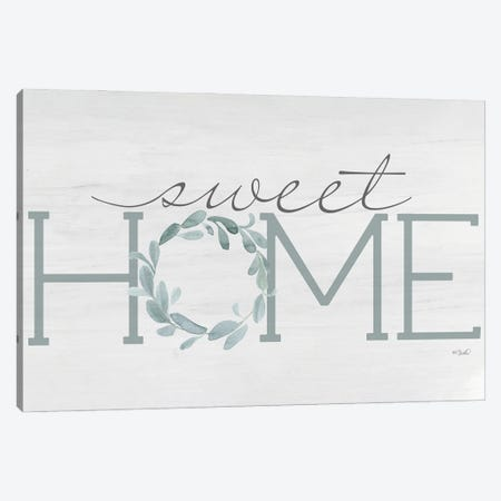 Sweet Home Canvas Print #SRL53} by Kate Sherrill Canvas Art