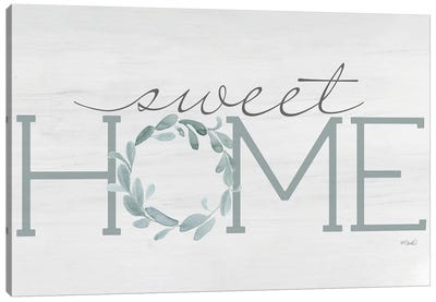Sweet Home Canvas Art Print