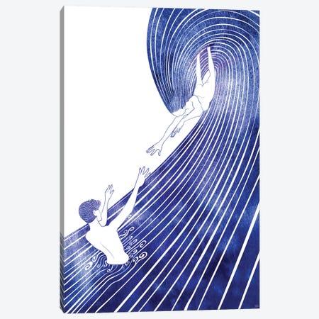 Sao Canvas Print #SRN102} by sirenarts Canvas Art