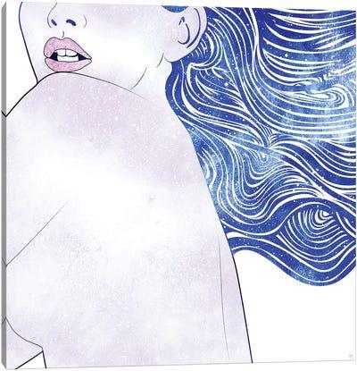 Celestial VIII Canvas Art Print