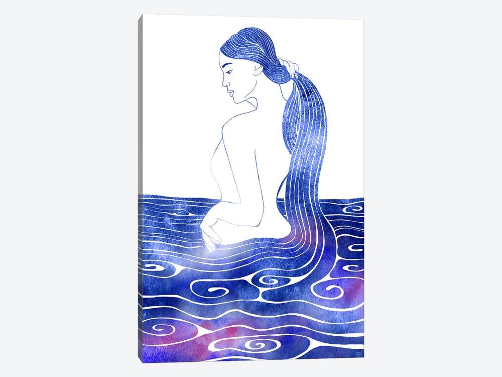 Nereid LX by sirenarts 1-piece Canvas Artwork