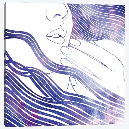 Closer IX Canvas Print #SRN144} by sirenarts Canvas Print