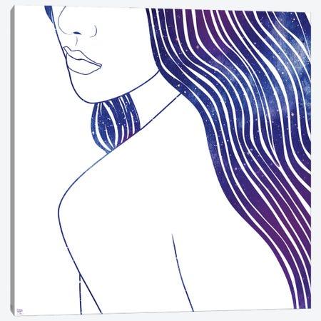 Closer VIII Canvas Print #SRN145} by sirenarts Art Print