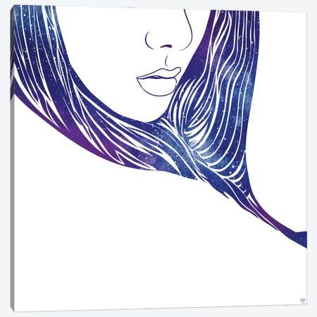 Closer VII Canvas Print #SRN146} by sirenarts Canvas Art Print