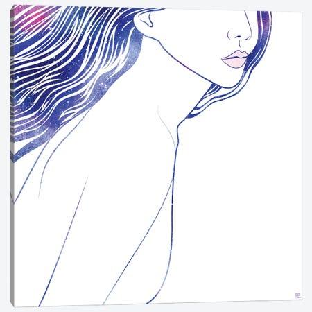 Closer VI Canvas Print #SRN147} by sirenarts Canvas Art Print